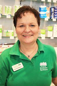 Apothekerin, Sabine Schild-Baatz